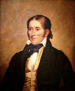 David Crockett | Photo Courtesy of Google Photos
