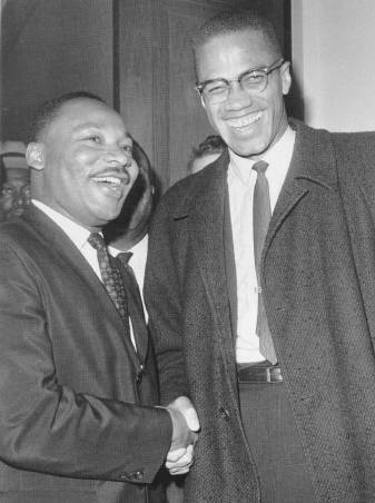 Dr. King and Malcolm X: Dream or Nightmare | thewriterfred